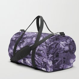 Tranquil Violet Waters Duffle Bag