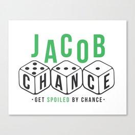 Jacob Chance Canvas Print