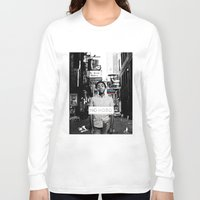 childish gambino Long Sleeve T-shirts featuring Childish Gambino - You See Me! by blugge