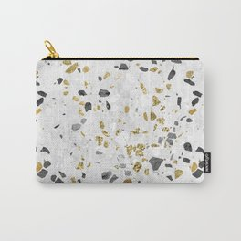 Glitter and Grit Carry-All Pouch