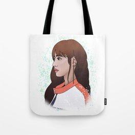 Blackpink Lisa Tote Bag