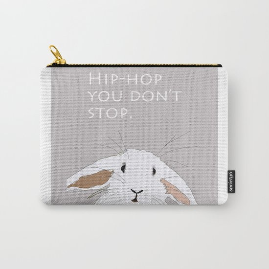 Hip. Hop. You Don't Stop. Bunny. by gangsterrapandcoffee