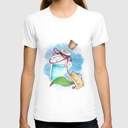 Drink Me Potion in Wonderland T-shirt
