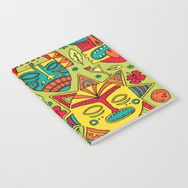 Tiki tiki Notebook