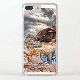 The Domes Clear iPhone Case