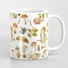 Mushroom Dreams Coffee Mug
