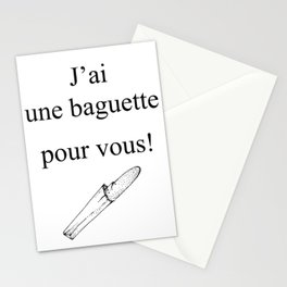 Mon Dieu! Stationery Cards