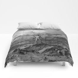 Awesome Nature Nude Hike Comforters