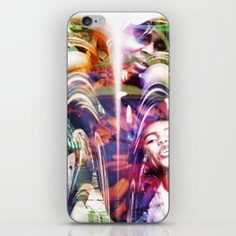 """""""Me & Camille"""" iPhone Skin"""