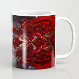 The Great Red Dragon Coffee Mug