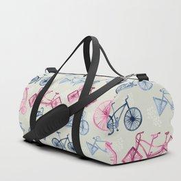 Crazy Bikes Duffle Bag