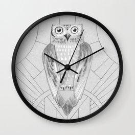 Ojos de Nini Wall Clock