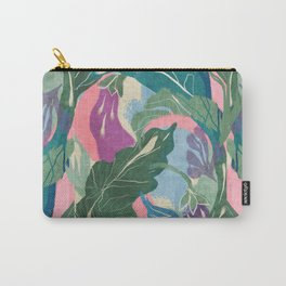 Berenjenas Carry-All Pouch