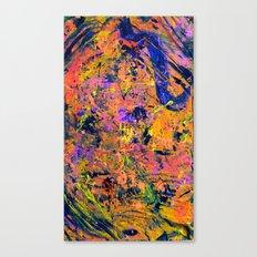 Wait // M83 Canvas Print