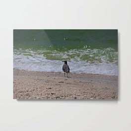 The Soloist Metal Print