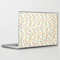 geek Laptop & iPad Skins featuring Geek by Helene Michau