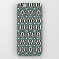folk iPhone & iPod Skins featuring Folk by Ana Types Type