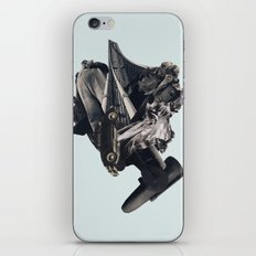 soil iPhone & iPod Skin