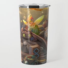 Meet the Guardians Travel Mug