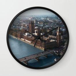 LONDON CITY BIG BEN VII Wall Clock