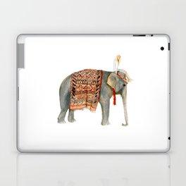 Riding Elephant Laptop & iPad Skin
