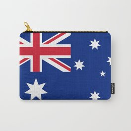 Australian flag, HQ image Carry-All Pouch