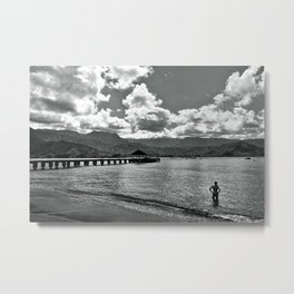 South Pacific  Metal Print