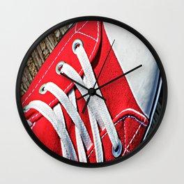 Daps Wall Clock