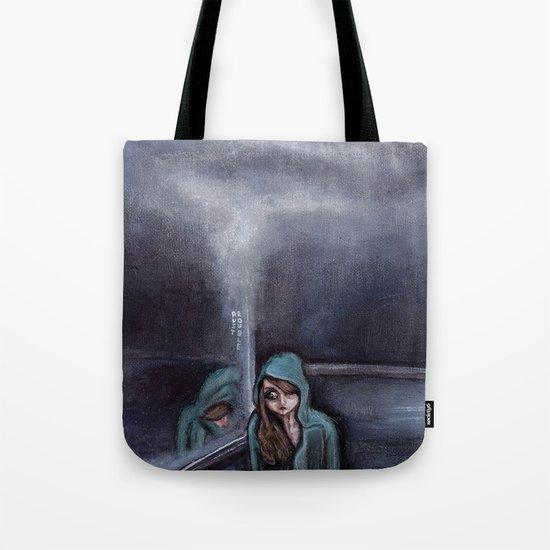 never go home (homesick) Tote Bag