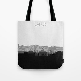 City Skylines: Jaipur Tote Bag