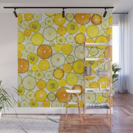 Lots of Citrus Wall Mural