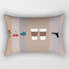 Castle Starter Kit Rectangular Pillow