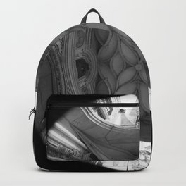 spiral staircase Backpack