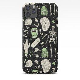 Whole Lotta Horror: BLK ed. iPhone Case