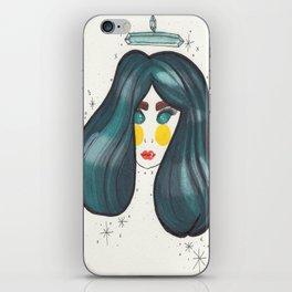 Cryss iPhone Skin