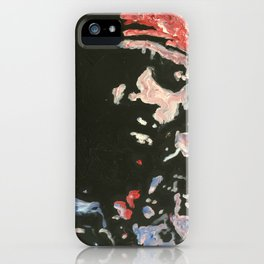 Star Spangled Banner iPhone Case