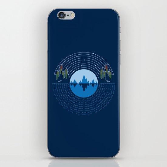 Soundscape iPhone & iPod Skin