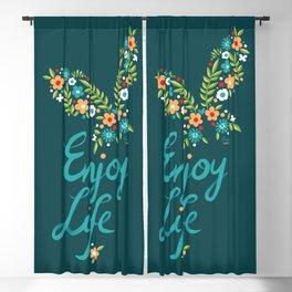 Enjoy Life Blackout Curtain