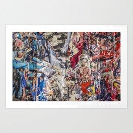 La Marseillaise Art Print