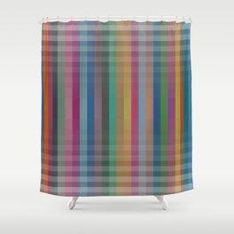 kolor v.3 Shower Curtain