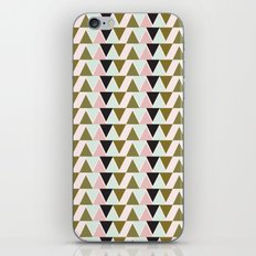 angled iPhone & iPod Skin