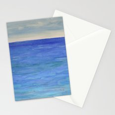 The Deep Blue Beauty Stationery Cards