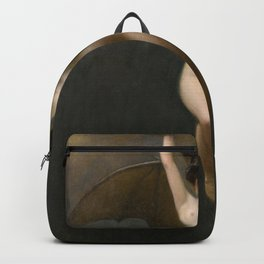The Bat Woman Albert Joseph Pénot Backpack