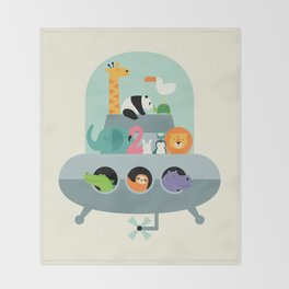 Expedition Throw Blanket