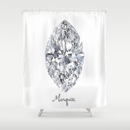 Marquise Shower Curtain