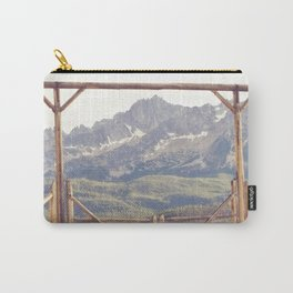 Western Mountain Ranch Carry-All Pouch