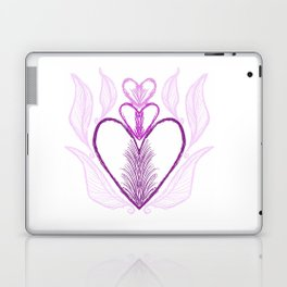 Fit for a Princess (Purple) Laptop & iPad Skin