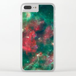 Stars Brewing in Cygnus X Clear iPhone Case