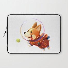 Astronaut Corgi Laptop Sleeve