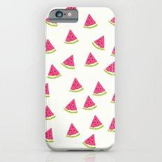 Watermelon pattern Slim Case iPhone 6s